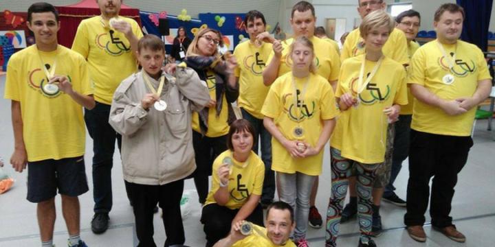 I Warszawska Olimpiada Osób Niepełnosprawnych Intelektualnie